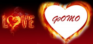 Макет для кружки - Love
