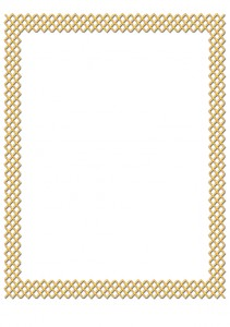 Рамка для фото при нанесении данного изображения на наволочку № 06