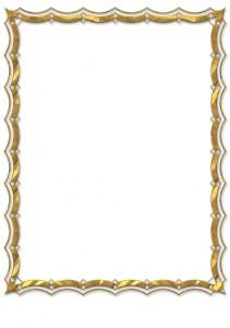 Обрамление для изображения при печати на наволочке № 07
