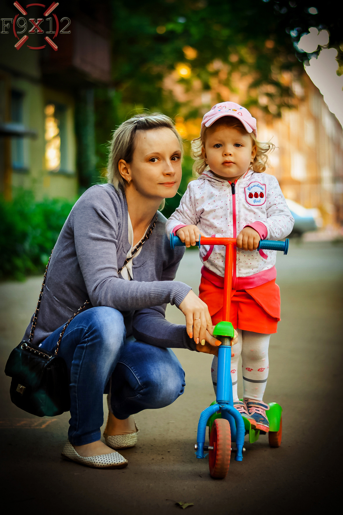 Фото мамы с дочкой