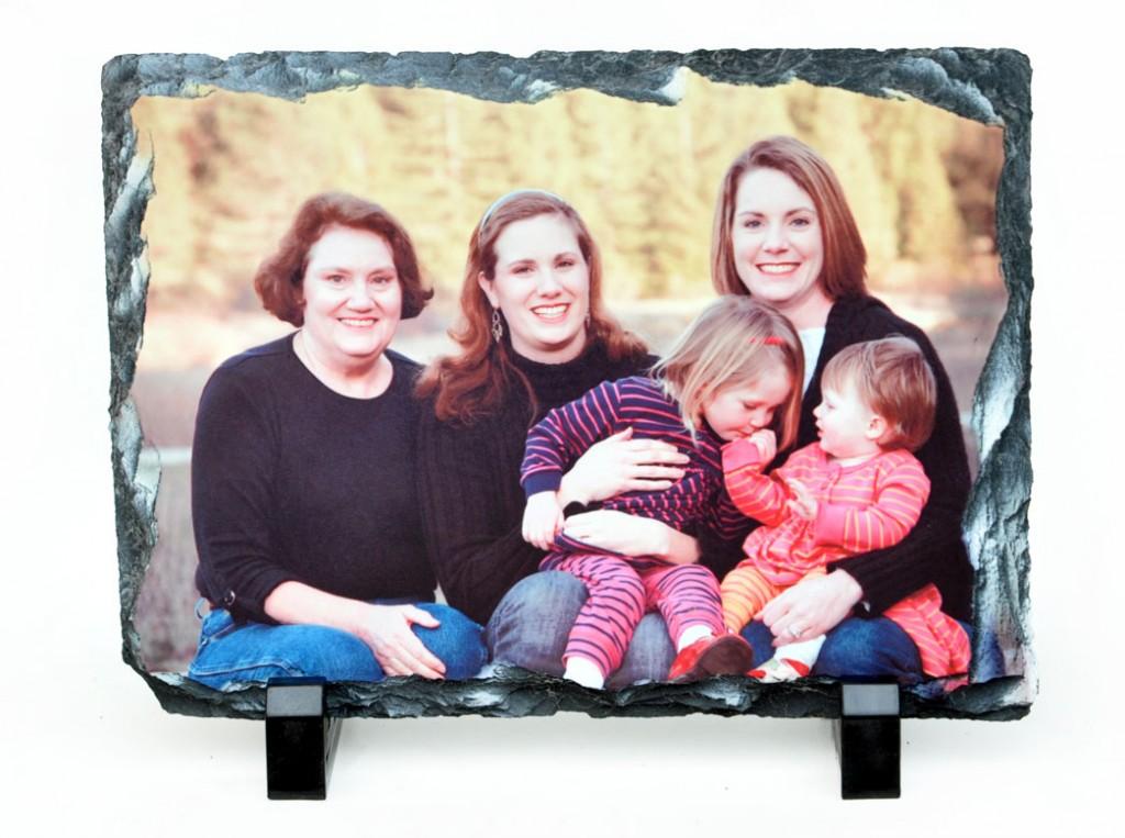 Фотосувенир сублимационный фотокамень. Для печати изображений и фотографий на специально подготовленном камне.