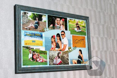Распечатать коллаж из фотографий цена